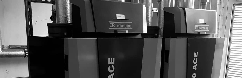 Remeha boilers at Ferndown First School, Dorset