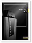 Gas 220 Ace Specification guide