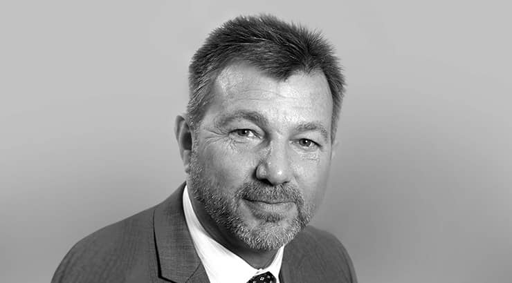 Mike Hefford Remeha CHPs General Manager