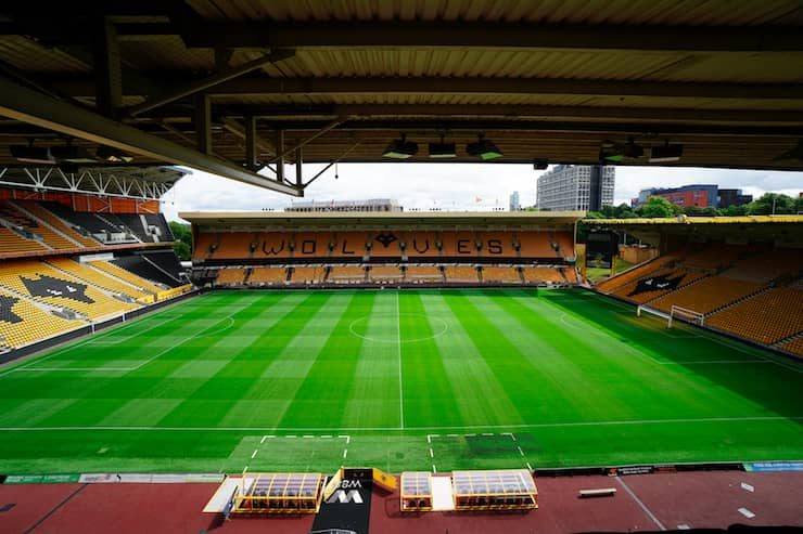 The Molineux Stadium, Wolves FC
