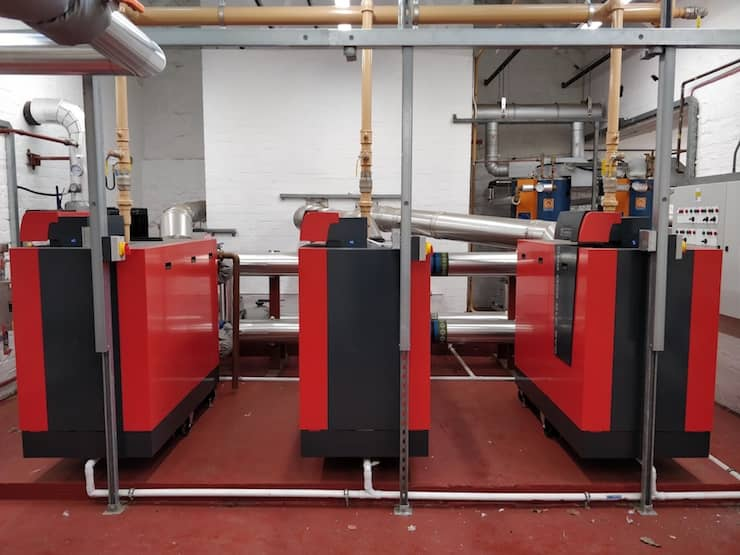 £35K annual gas savings for Council with Remeha replacement boilers