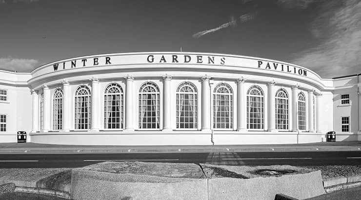 Winter Gardens Pavillon Weston-super-Mare